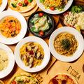 料理メニュー写真料理全70種+ドリンク100種超食べ飲み放題!