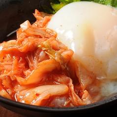 温玉キムチ/もろキュー/胡瓜の一本漬/中華クラゲ