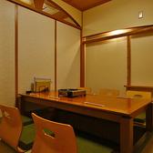 【2~6名様個室】小規模の宴会を個室でゆったりと。落ち着いた空間でお料理とお酒をお楽しみ下さい。