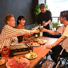 FUSHIMI ROOF TOP BEERGARDEN ビアガーデン T by TAKERU Co.のおすすめ料理1