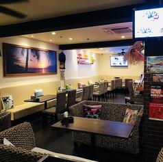Hawaiian cafe&bar Chase チェイスの雰囲気1