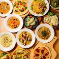 料理メニュー写真【早割&遅割プラン】2時間食べ飲み放題がお得!