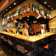 日本酒天国 おにたいじ 酒と肴と男と女の雰囲気1