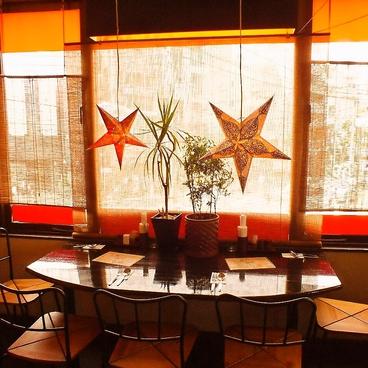 オリエンタルテーブル アマ orientaltable AMA 早稲田店の雰囲気1