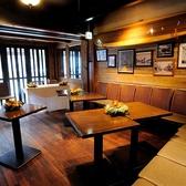 """パイナ アロハ テーブル """"Pa'INA""""Aloha Tableの雰囲気2"""