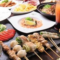100種以上のメニューが食べ飲み放題で3500円(税込)!