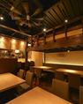 ゆったりくつろげる、片側ソファ席【完全個室 誕生日 記念日 横浜 和食 居酒屋】