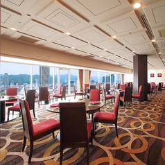 中国料理 桃花春 神戸メリケンパーク オリエンタルホテルの雰囲気1