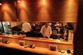 1階は、プライベート飲み会で賑わっている【完全個室 誕生日 記念日 横浜 和食 居酒屋】