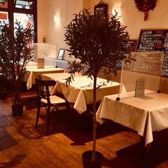 Chef suda パリの食堂の雰囲気1
