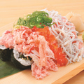 料理メニュー写真名物 こぼれ寿司