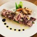 料理メニュー写真イベリコ豚「ベジョータ」ハラミのグリル