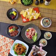 お肉で乾杯個室居酒屋 鶏まろ 函館五稜郭店のコース写真