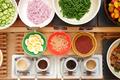 料理メニュー写真<Salada Station>
