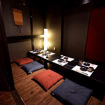 個室居酒屋 越後屋 ECHIGOYA 新潟店の雰囲気1