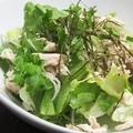 料理メニュー写真七変化サラダ