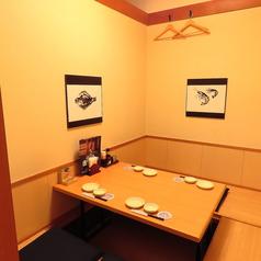 同僚やお友達とお気軽にご来店ください!!6~8名様用の個室です。