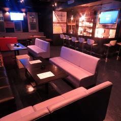 Bar T.WORLDの雰囲気1