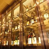 日本酒専用冷蔵庫。徹底した品質管理により鮮度を落とさず美味しいお酒を提供することが出来ます。