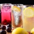 ノンアルコールカクテルがリニューアル!フルーツ感たっぷりで女性に大人気のドリンクです★