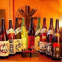 店主こだわりの日本酒と東北郷土料理を四日市の居酒屋で