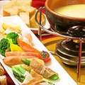 料理メニュー写真【女性に人気★】チーズフォンデュ