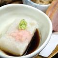 料理メニュー写真〔鳴門〕レンコンの豆腐