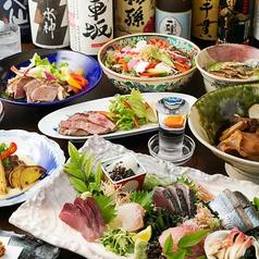 和乃食 ここからのコース写真