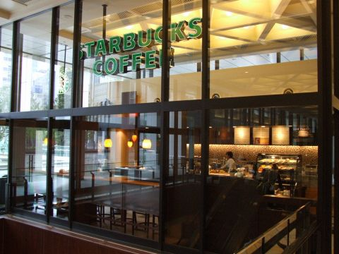 Starbucks Coffee 霞ダイニング店