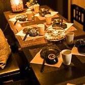 【4~6名様個室】お勤め先の方とのご宴会,女子会,親しいご友人との集まりに最適です。