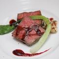 料理メニュー写真九州産黒毛和牛のステーキ