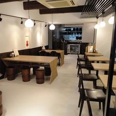 つけ蕎麦酒場 ぢゅるり 赤坂店の雰囲気1