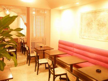 カフェ シャリマァル 恵比寿店の雰囲気1