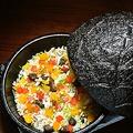 料理メニュー写真松の実の炊き込みご飯