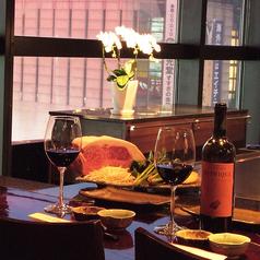 ステーキ&ワイン いしざきの雰囲気1