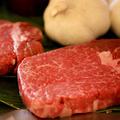 料理メニュー写真特選リブアイステーキ|RIB EYE STEAK (S)150g