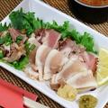 料理メニュー写真地鶏のたたき