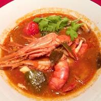タイ王宮の上品な味わいをご提供。