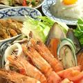 料理メニュー写真トムヤム海鮮鍋