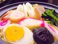 料理メニュー写真なべやき(並)