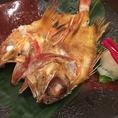 高級魚 キンキ