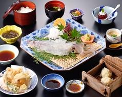 漁火のおすすめ料理1