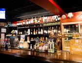 30種類以上のウイスキーなど、ドリンクを豊富に取り揃えてます。