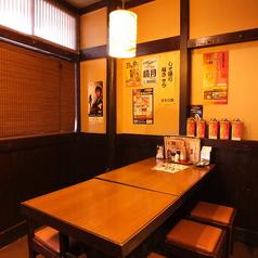 ゆるりと菜 村さ来 南浦和店の雰囲気2