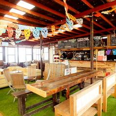 江の島 海の家 EAU CAFE SHONAN HOLA AMIGOS MEXICANの写真