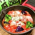 料理メニュー写真若鳥のトマト煮