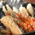 料理メニュー写真たっぷり魚介のアーリオオーリオ