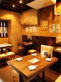 名物京風おでんと地鶏の店 とく一の雰囲気3