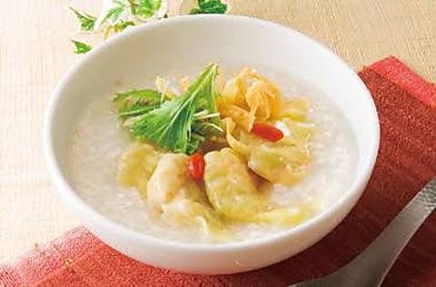 体がほしがるものを自然にとる 、毎日来たくなる、食べたくなる「おかゆ」と「麺」。