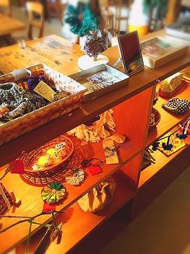 cafe restaurant cloverの雰囲気1